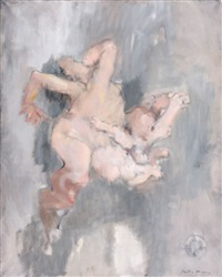 maternité iv by dorothea tanning