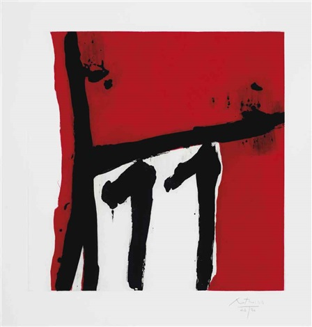 mexican night ii by robert motherwell