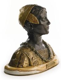 grand dame patricienne/florentine au xviième siècle by roland colombo-grange
