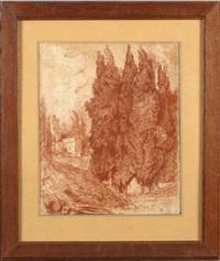 le jardin aux cyprès by robert angot