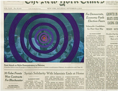 sep 4 by fred tomaselli