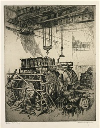 turbine construction (+ 2 others; 3 works) by otto august kuhler