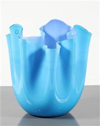 vaso fazzoletto by fulvio bianconi