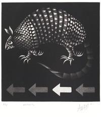 armadillo e merinos (coppia) by mario avati
