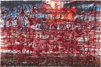 untitled (bloodbath #3) by barnaby furnas