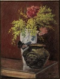 vaso di fiori by camillo merlo
