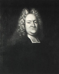 portrait of bishop berkley by john smibert