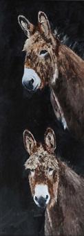 donkeys by michael smyth