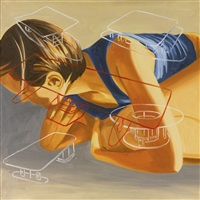 shelter by david salle