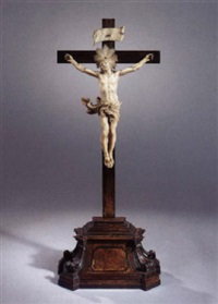 crucifix by flemish school-malines (17)