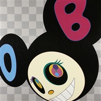 and then, and then... by takashi murakami