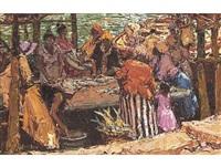 west coast fish market by adriaan hendrik boshoff