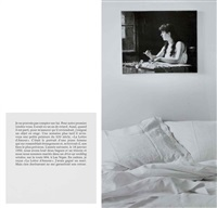 el rehen (from autobiographies) by sophie calle
