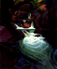 the cascade by johan van hell