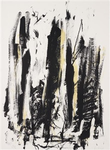 artwork by joan mitchell