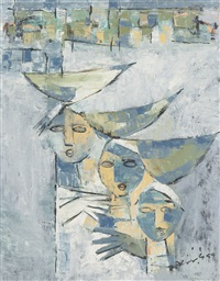 three women by gulam rasool santosh