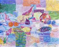 fruit still-life by per stenius