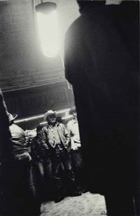 bar - gallup, new mexico, 1955 by robert frank