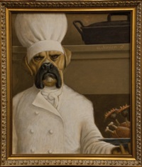 le cuisinier by georges janier