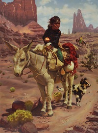 on the move by r. brownell mcgrew