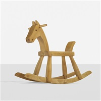 rocking horse by kay bojesen