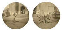voyage au turkestan (2 works) by paul nadar