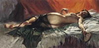 the temptress by richard durando-togo