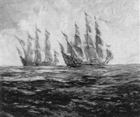 sailing ships by philip little