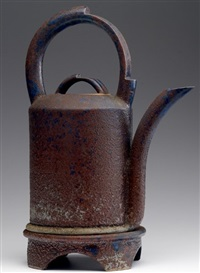 teapot by anne hirondelle