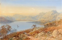 lake windermere by james burrell smith