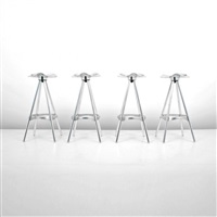 twist bar stools (set of 4) by amat-3
