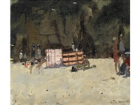 windbreak, cornwall by ken howard