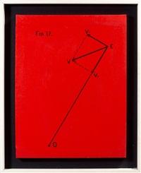 fig. 17, relatif a la vitesse d'une étoile by bernar venet