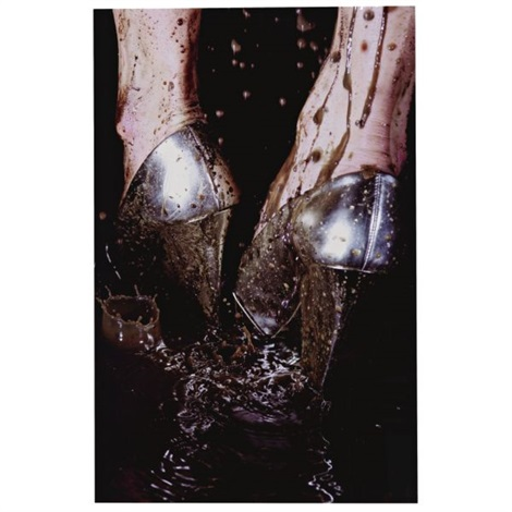 splish splash by marilyn minter