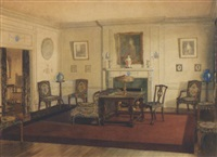 interior by sir aston webb