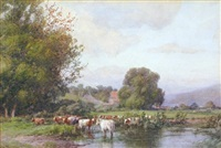a sussex pastoral by henry sykes