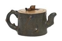 teapot by jiang rong