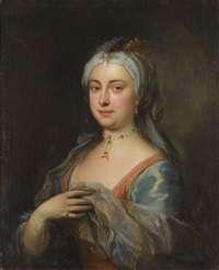 lady mary wortley montagu by joseph highmore