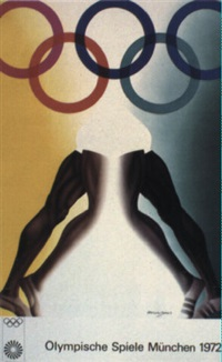 olympics by posters: sports - olympics