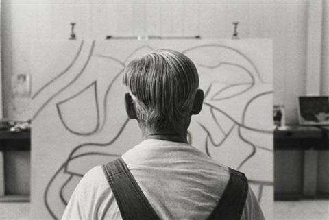 portraits of artists 9 works various sizes by duane michals