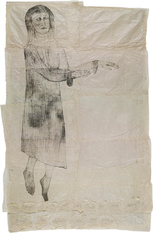 untitled by kiki smith