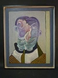 portrait aux lunettes by daniel livartowski