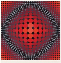 sphere by victor vasarely