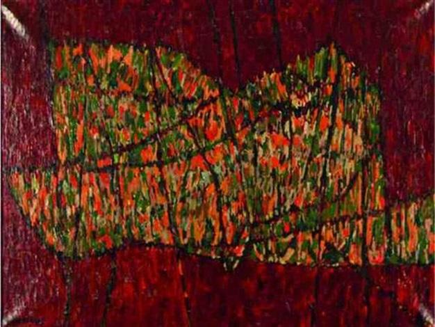 composition numéro 16 by dikran daderian