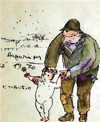 auguri per il 1969 by francesco tabusso