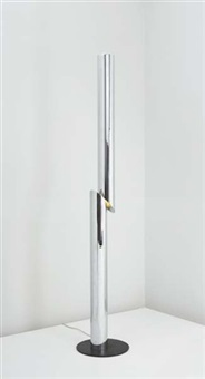 cicindela floor lamp (collab. w/sergio chiappa-catto) by angelo cortesi