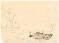 capri by heinrich reinhold