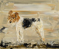 a terrier for audrey by michael smyth