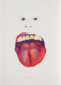 saca la lengua from the peace portfolio by marisol escobar