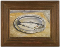 trout by william nicholson